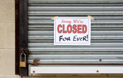 Empresa disuelta o inactiva