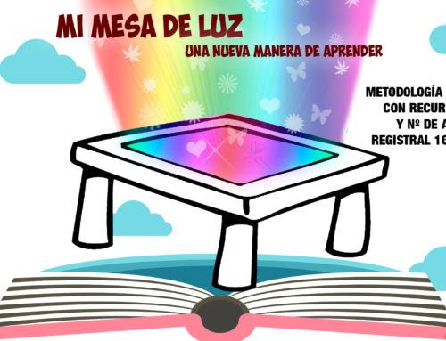 Mi Mesa de luz: Una Nueva Manera de Aprender. Innovación educativa para centros educativos