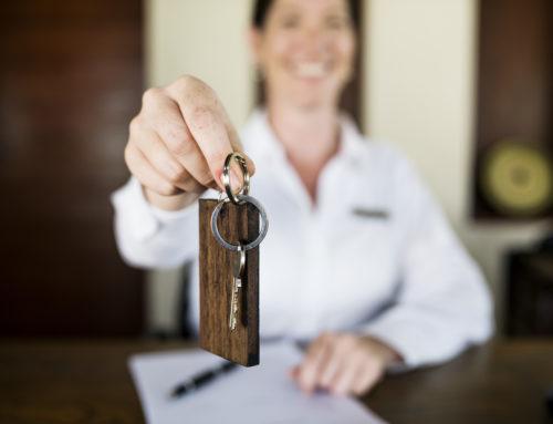 El registro de clientes en establecimientos hoteleros