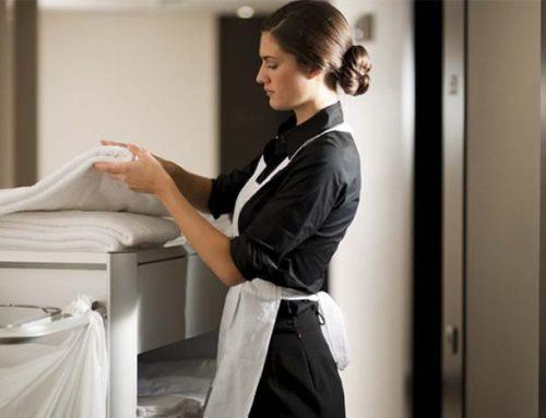 Externalización del servicio en los hoteles -camareras de piso-
